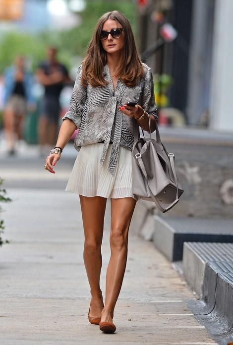 Codzienny styl Olivii Palermo