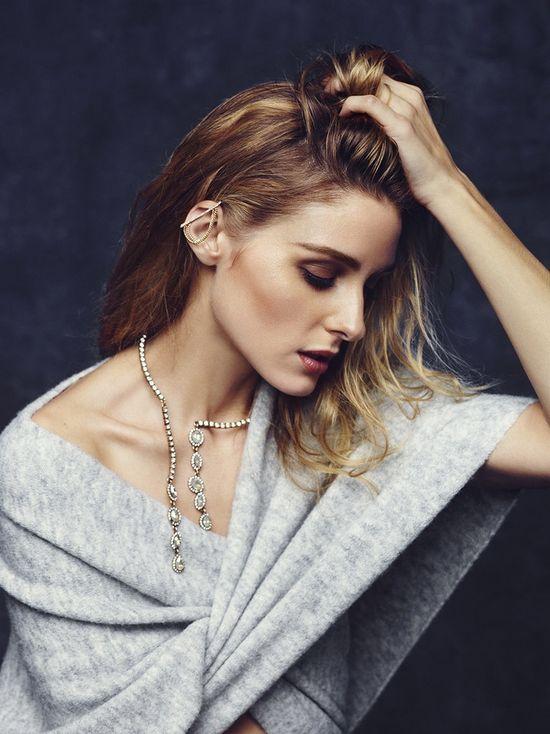 Zobaczcie biżuterię zaprojektowaną przez Olivię Palermo