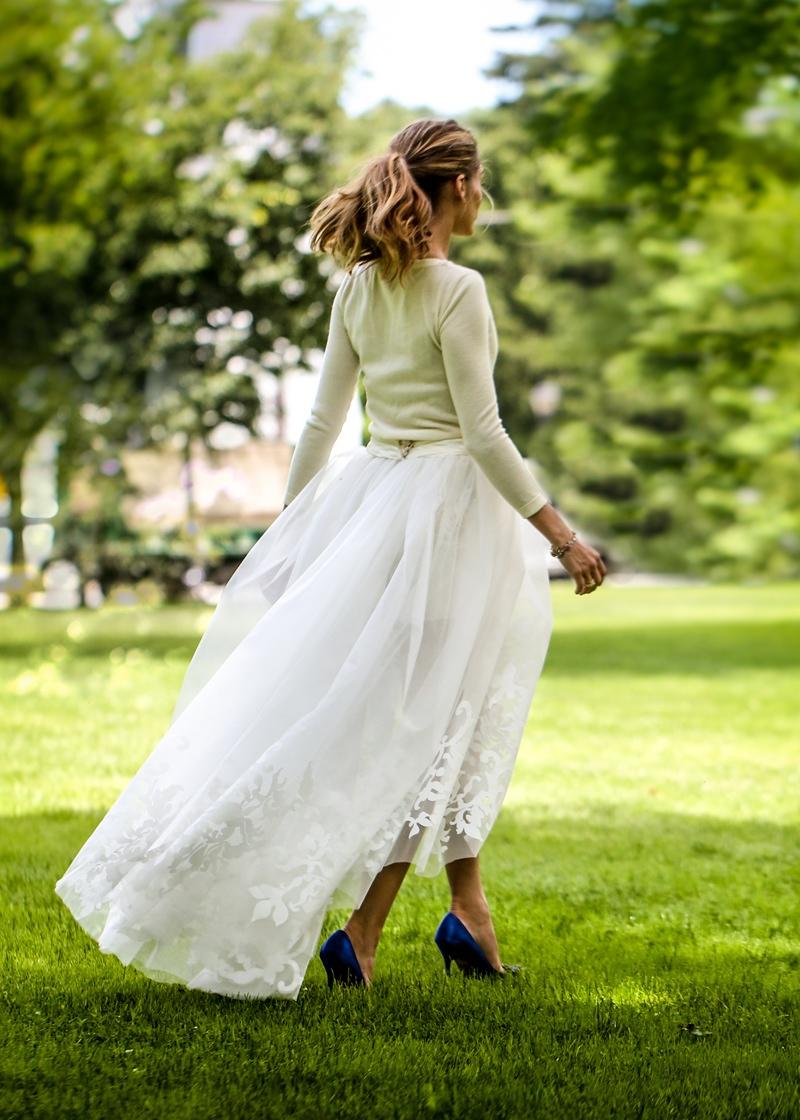 NIE UWIERZYCIE, w czym Olivia Palermo wzięła ślub! (FOTO)