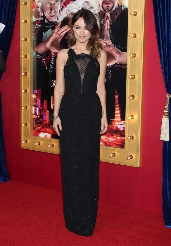 Olivia Wilde w sukni Gucci (FOTO)