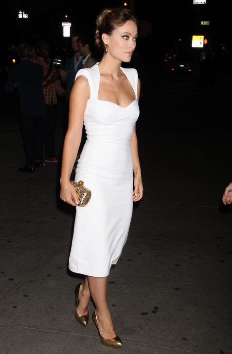 Olivia Wilde w Alexander McQueen (FOTO)