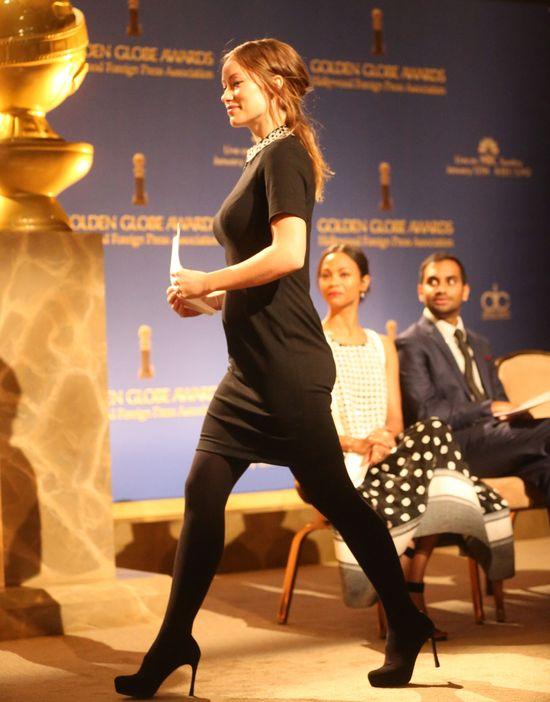 Zoe Salandavs. Olivia Wilde (SONDA)