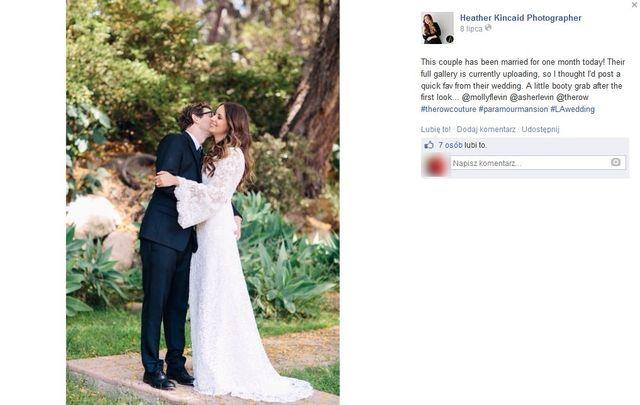 Bliźniaczki Olsen zaprojektowały pierwszą suknię ślubną!