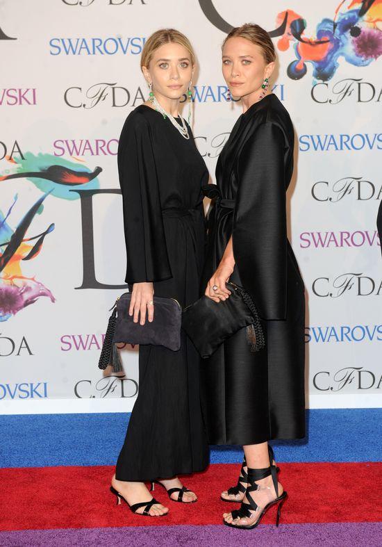 Bliźniaczki Olsen zaprojektowały pierwszą suknię śluną!
