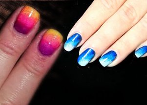 Hit sezonu: ombre nails (VIDEO)