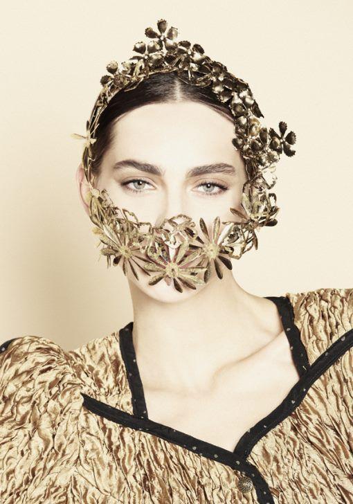 Najnowsza kolekcja Jennifer Behr na jesień 2012