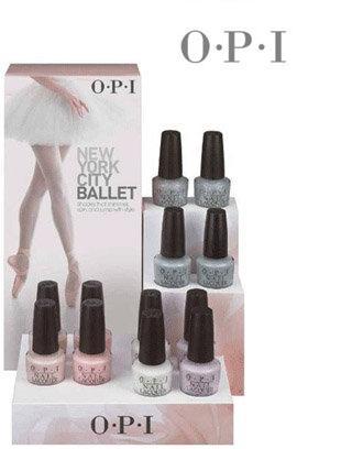 Baletowa kolekcja lakierów OPI