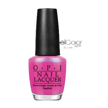 Neonowe lakiery do paznokci od OPI (FOTO)