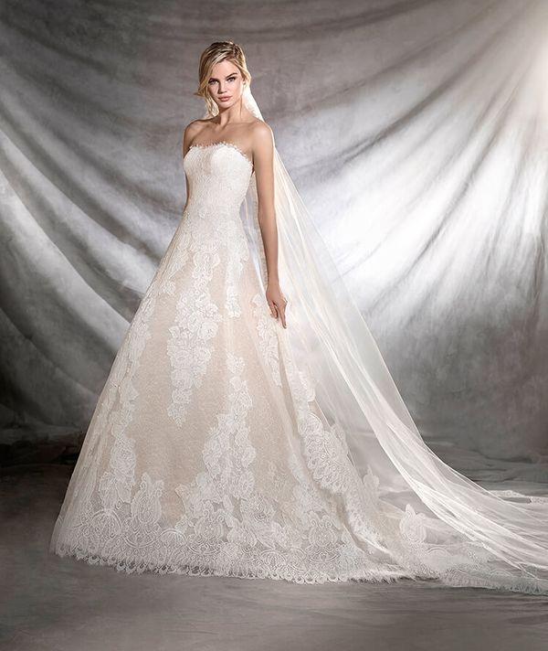 Pronovias - zobaczcie suknie ślubne na 2017 rok (FOTO)