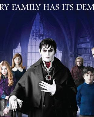 dark shadows promo collection