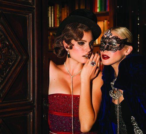 Secret Society - świąteczna kolekcja marki Orly