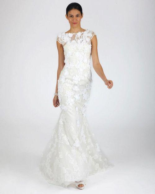 Suknie ślubne z kolekcji Oscar de la Renta