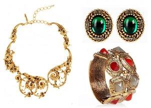 Biżuteria od Oscara de la Renty