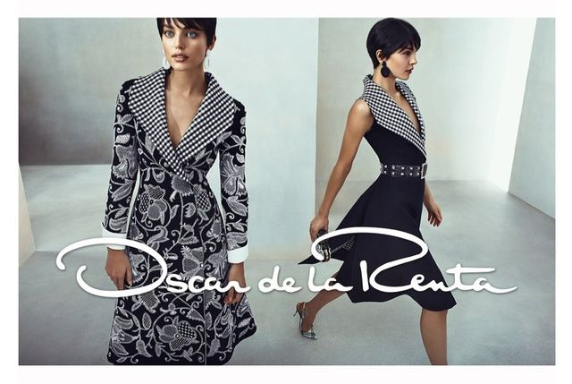 Nowa kampania Oscara de la Renty - wiosna-lato 2014 (FOTO)