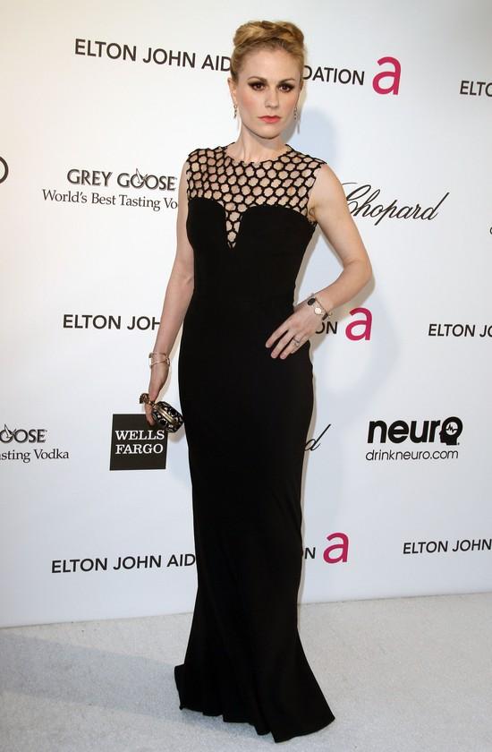 Gwiazdy na oscarowym party u Eltona Johna (FOTO)