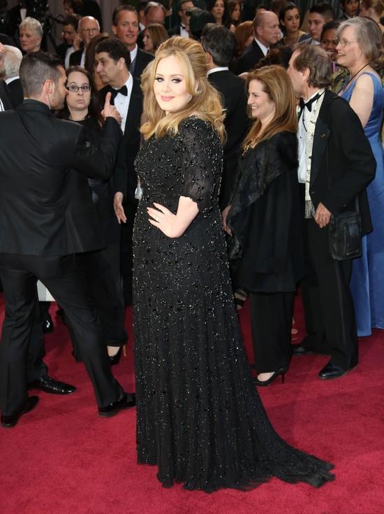 Oscary 2013 - przegląd kreacji