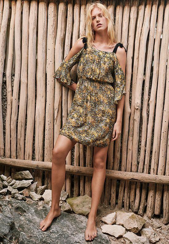 Oysho Ethnic Sand - Etniczne wzory i boho w modzie na lato 2017