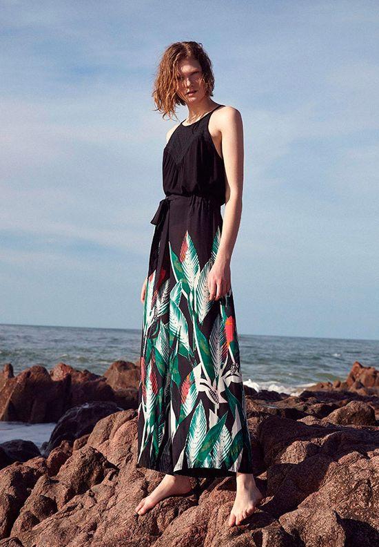 Oysho Beachwear Trends - Moda plażowa na lato 2016