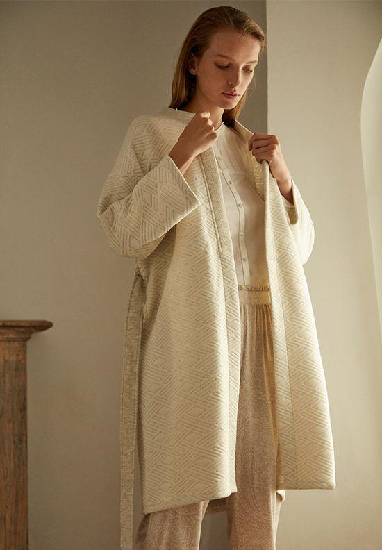 Oysho Daydream - Ciepłe, miękkie, przeurocze, czyli kolekcja piżam na zimę 2017