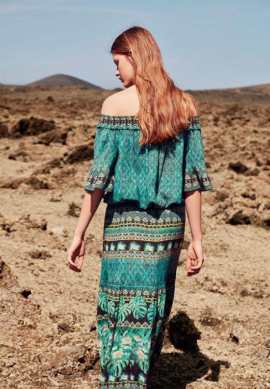 Oysho Summer Sunset II - Nowa odsłona kolekcji na lato 2016 z moda na plażę