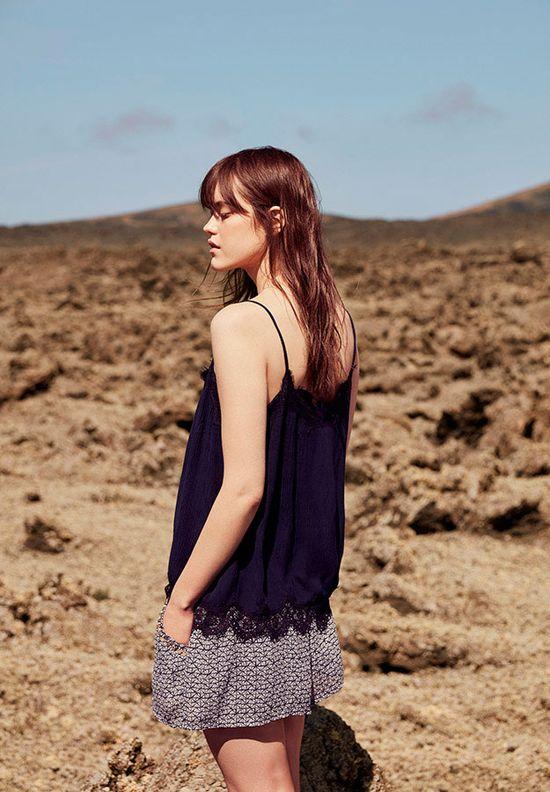 Oysho Summer Sunset - Gorąca kolekcja na lato 2016 z moda na plażę