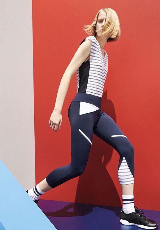 Oysho Olimpics - Sportowe ubrania w kolekcji na lato 2016