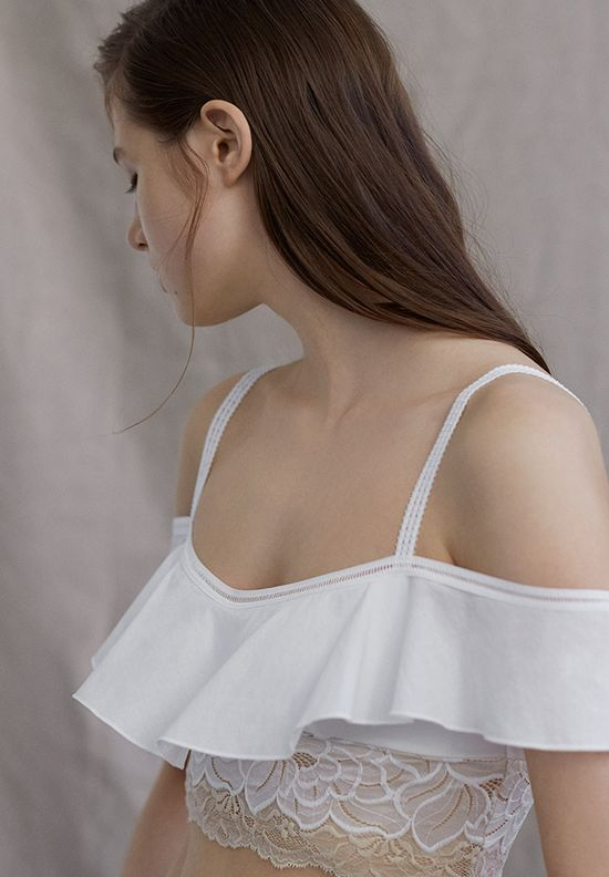 Oysho In Bloom - Zmysłowe piżamy na lato 2017