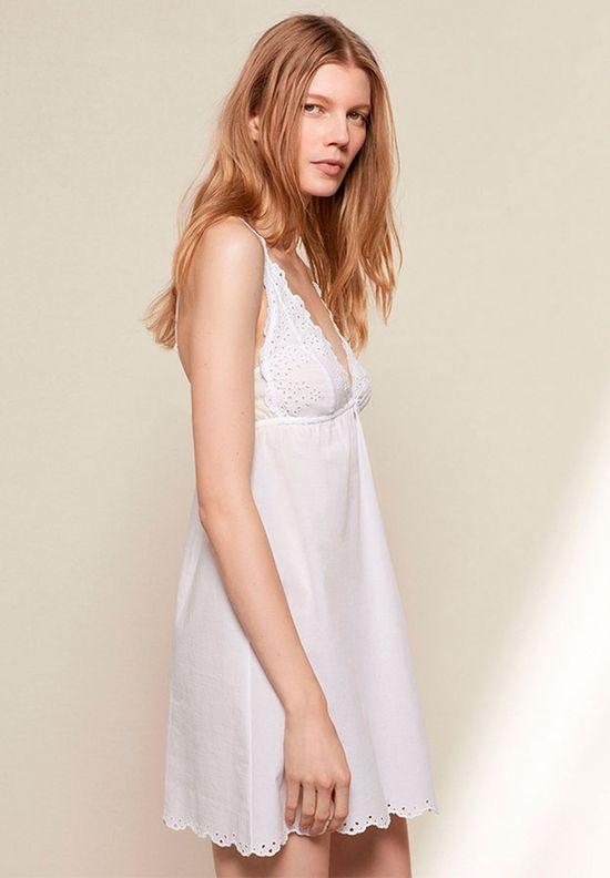 Oysho Essentials - Wiosenna kolekcja w bieli i szarościach