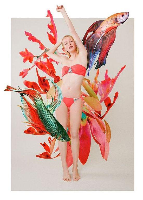 Oysho by Ernesto Artillo - Nowy katalog z artystyczną nutką