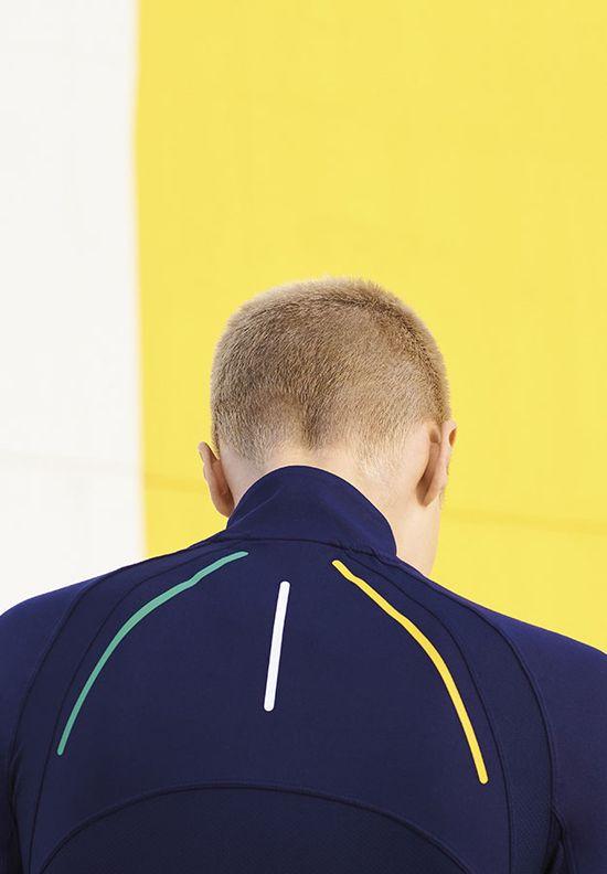 Oysho Cyber Tribe - Geometryczne sportowe inspiracje na wiosnę 2017