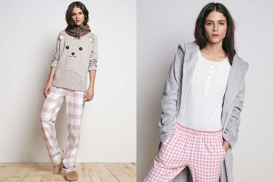 Oysho lookbook listopad 2013