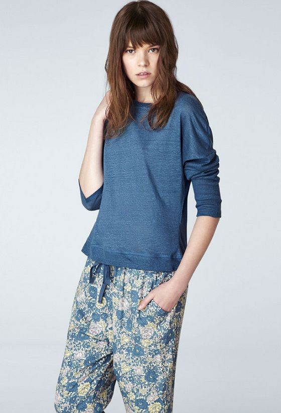 Lookbook Oysho na sezon zima 2012/2013