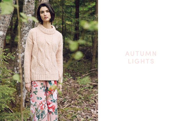 Oysho Autumn Lights -