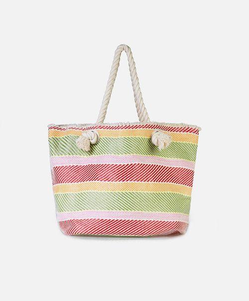 Modne dodatki - torba plażowa w kilku stylach na lato 2016