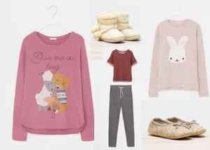 modne piżamki