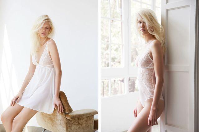 Oysho Basic Lace - Romantyczna nutka na co dzień (FOTO)