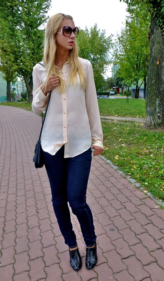Wasze stylizacje: Ania