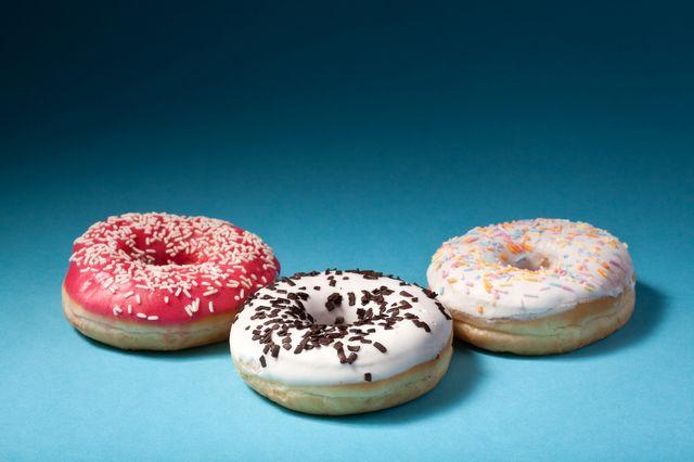 Co zrobić, by spalić kalorie z jednego pączka?