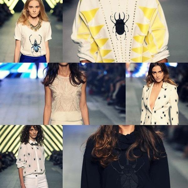 Zrób to sama: koszulka z motywem pająka