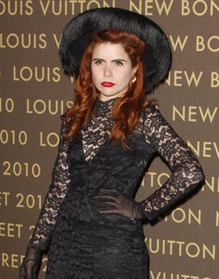 Paloma Faith w koronkach