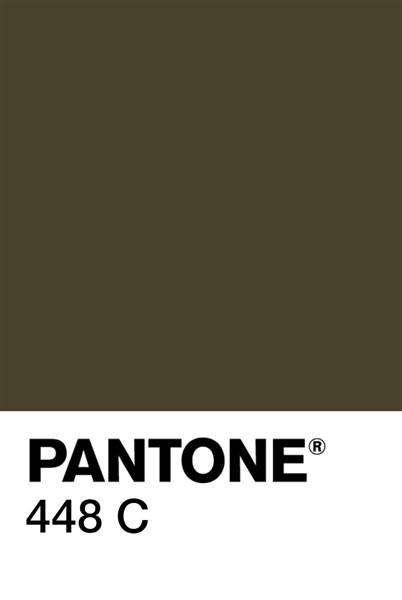 Pantone ogłosił najbrzydszy na świecie kolor! (FOTO)