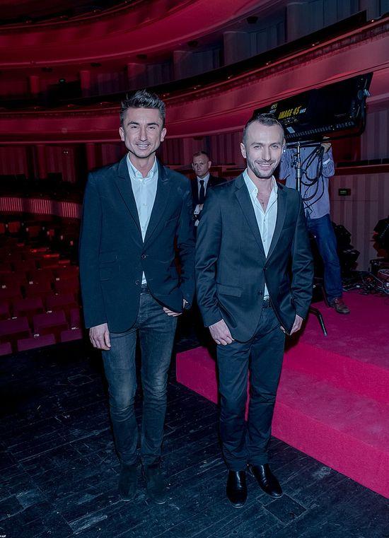 Pokaz kolekcji Glare duetu Paprocki&Brzozowski (FOTO)