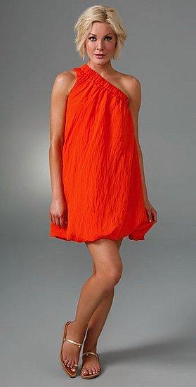 Sukienka jak z krepy
