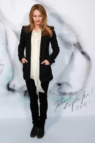 Vanessa Paradis stylowa w filmie i w życiu
