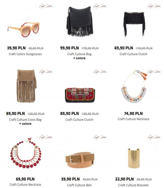 Nowe torebki Parfois - idealne festiwalowa kolekcja?