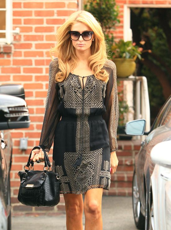 Paris Hilton w eleganckim wydaniu (FOTO)