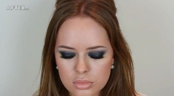 10 makijaży na Sylwestra (VIDEO)