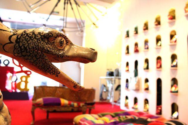 Zastanawiałaś się, jak wyglądają butiki Louboutina? (FOTO)