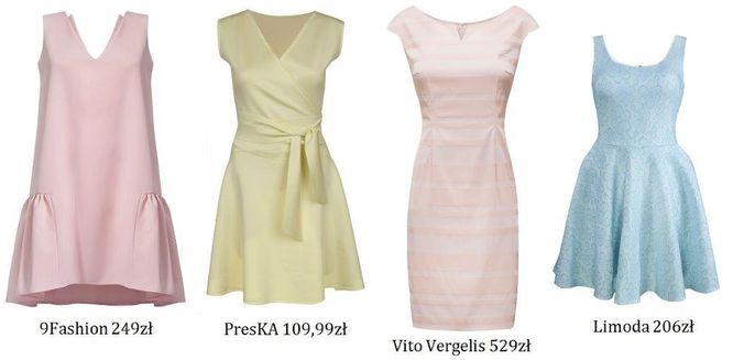 Modne sukienki na lato - Przegląd gorących trendów (FOTO)