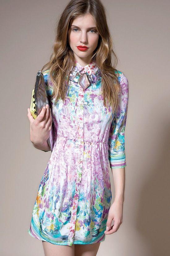 Kolorowa kolekcja Patrizia Pepe - wiosna/lato 2014 (FOTO)